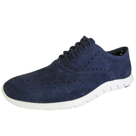 oxford lace up shoes cole haan zerogrand wingtip oxford lace up shoe