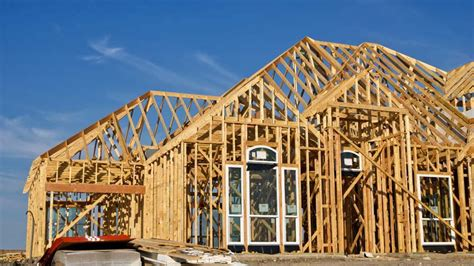 cost to build new home cost breakdown of building a house