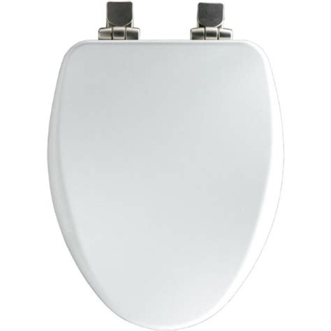 toilet seat hinges church church 18170nisl 000 elongated soft toilet seat with