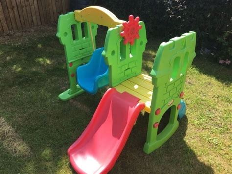 little tykes swing and slide little tikes slide and swing for sale in naas kildare