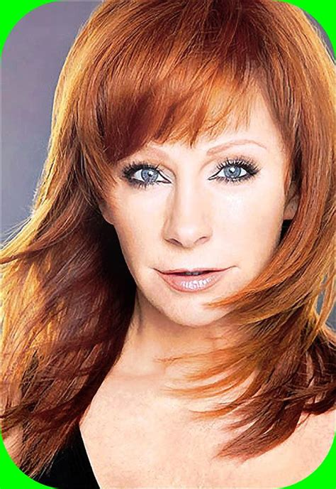 reba mcentire pictures of hair beautiful red hair reba mcentire hairstyles ideas the