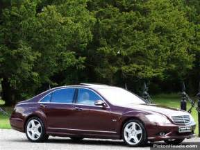 Beshoff Mercedes Used 2007 Mercedes S Class For Sale In Dublin