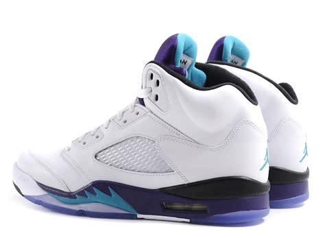 Nike Air 5 nike air 5 grape white new emerald grape blue novoid plus