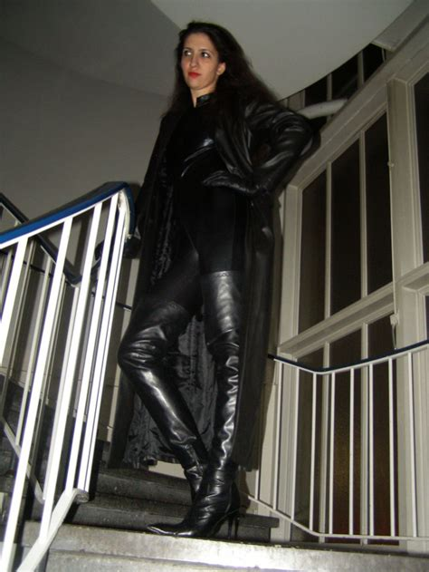 Lhany Pant 1 most popular celebritys lifestyle leather leather 2 part 1 bootbabe
