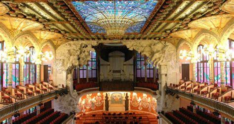 casa della musica barcellona palau de la musica catalana barcelona home