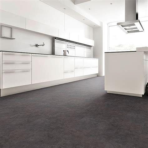 kautschukboden wohnbereich b design vinylboden tile schiefergrau 605 x 304 8 x