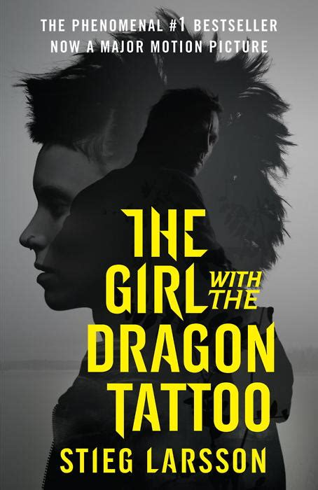 author of the girl with the dragon tattoo the with the by stieg larsson