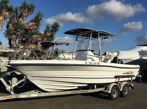 triumph boats warranty triumph boats for sale in california