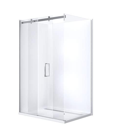 Shower Doors Builders Warehouse Sliding Shower Screens Contemporary Bathtub For