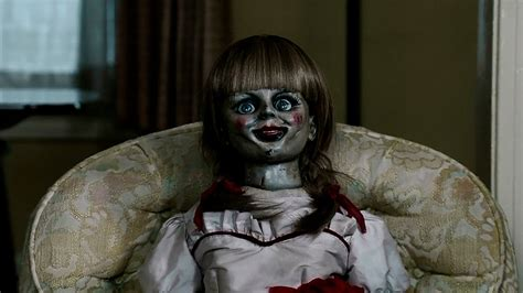 haunted doll graveyard creepy annabelle gets a sequel
