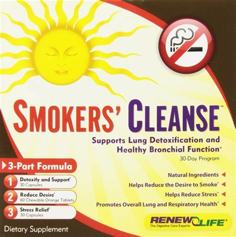 Heavy Smoker Detox by Complete Guide To A Holistic Detox Cleanse