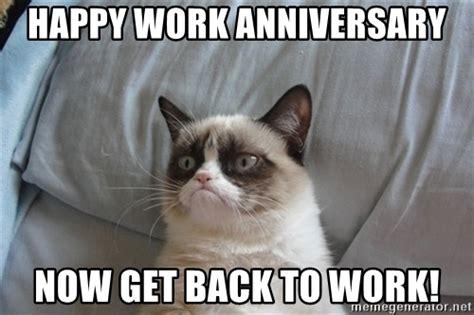 Happy Anniversary Meme - work anniversary clip art memes