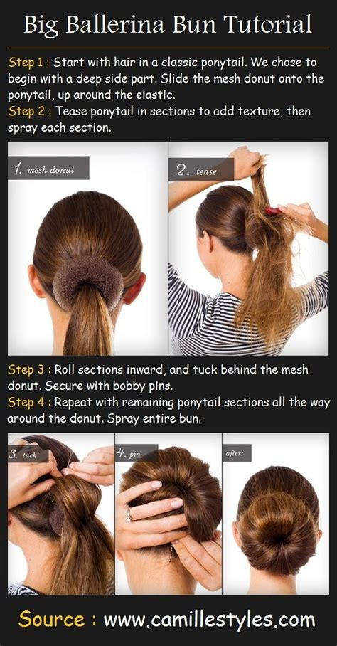 different ways to use donut bun 10 super easy updo hairstyles tutorials popular haircuts
