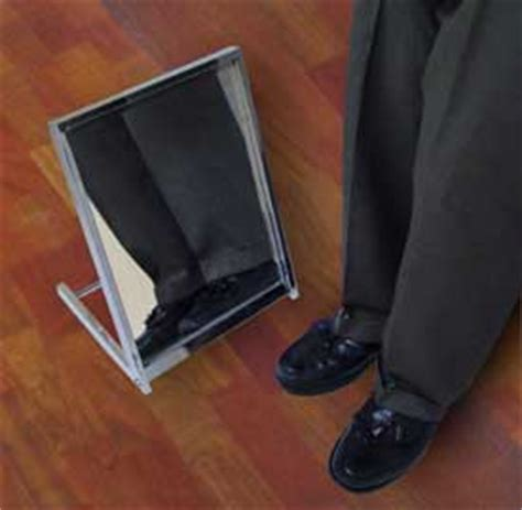 shoe mirror footwear displays store supplies palay display