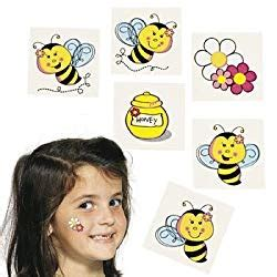 bee crafts kids