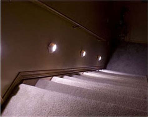 battery operated stair lights battery operated indoor outdoor motion sensing led