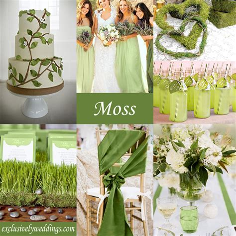 green wedding colors 10 awesome wedding colors you t thought of