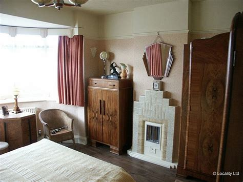 1930s bedroom 1930s interiors weren t all black gold and drama