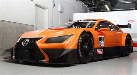 lexus racing car lexus gt race car