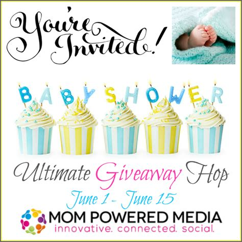 Baby Shower Giveaway - bloggers and brands ultimate baby shower giveaway hop sign up