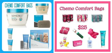 Chemo Comfort Bags The Work At Home Mommy
