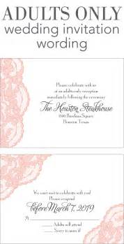 wedding ceremony invitation wording invitation wording for wedding ceremony only invitation ideas