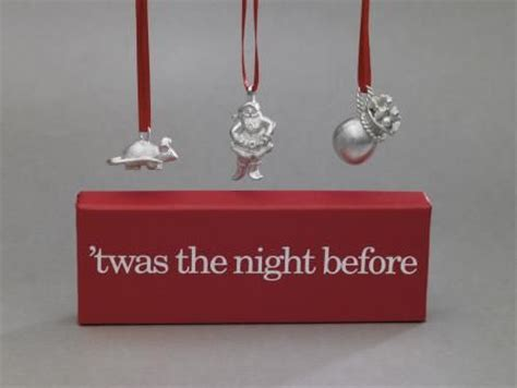 twas the before ornaments the world s catalog of ideas