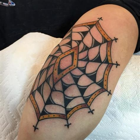 what does the spider web tattoo mean 105 innovative spider web ideas highly