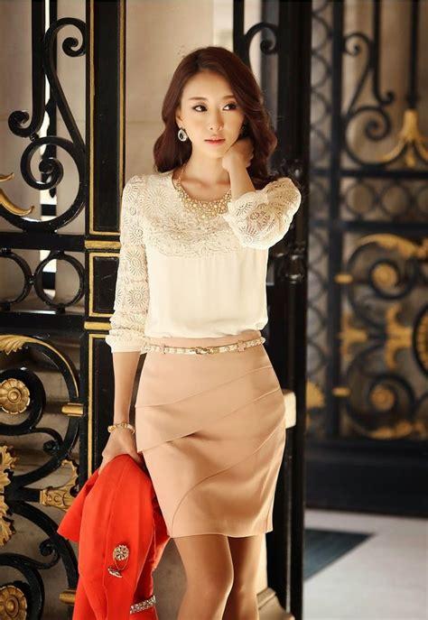 imagenes coreanas modelos moda coreana 26 modelos de faldas para este 2014 mundo
