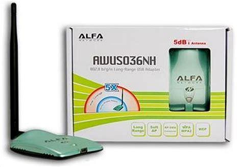 Usb Wifi Alfa Awus036nh alfa awus036nh alfa wireless booster