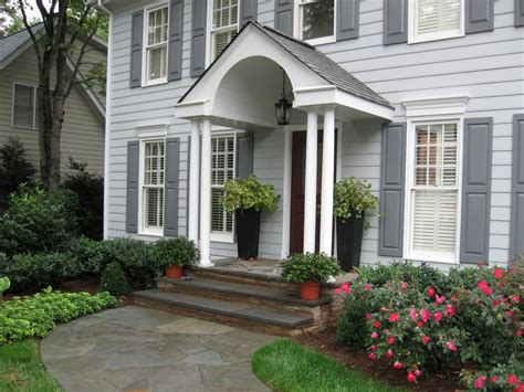 front stoop ideas on pinterest front stoop flagstone and curb appeal