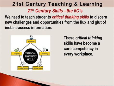 project management for education the bridge to 21st century learning books critical thinking and 21st century skills
