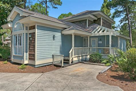Baypines Sandestin Real Estate 8852 Baypine Drive Cottages In Destin Fl