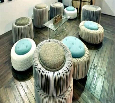 Kursi Keramas Bekas tutorial membuat kursi meja dari ban bekas zona kreatif