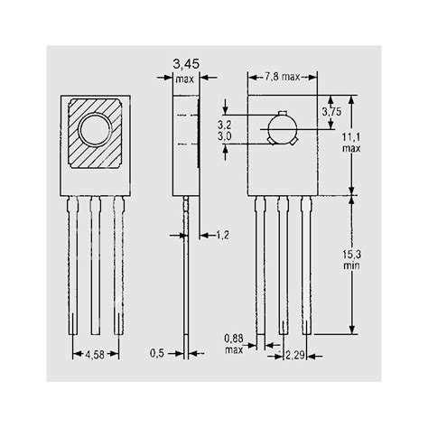 darlington transistor elektronik kompendium bd 679 a darlington power transistors elpro elektronik