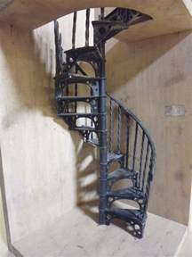 Diy Stair Kits by Dolls House Diy Metal Spiral Staircase Kit Ebay