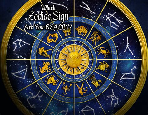 astrology sign which zodiac sign are you really quiz zimbio