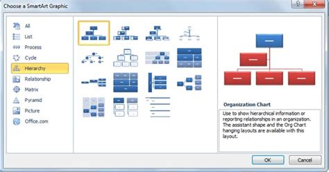 Power Organization 3 org chart template powerpoint 2010 skillzmatic