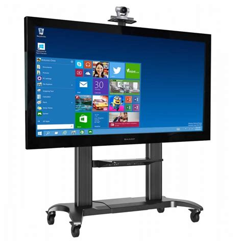 Bracket Standing Dorong Nb Ava1500 60 1p 32 Inch Sai 65 Inch tv mobile cart singapore the best cart
