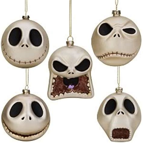 nightmare before christmas jack tree ornaments disney ebay