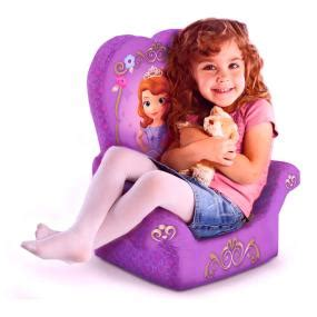 sofia the first recliner com marshmallow children s furniture high back