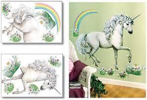 Large Winnie The Pooh Wall Stickers wallies unicorn big wall mural
