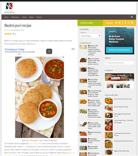 Sailu Kitchen by Best Indian Food Recipes