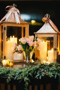 wedding centerpiece lantern events willowdale estate