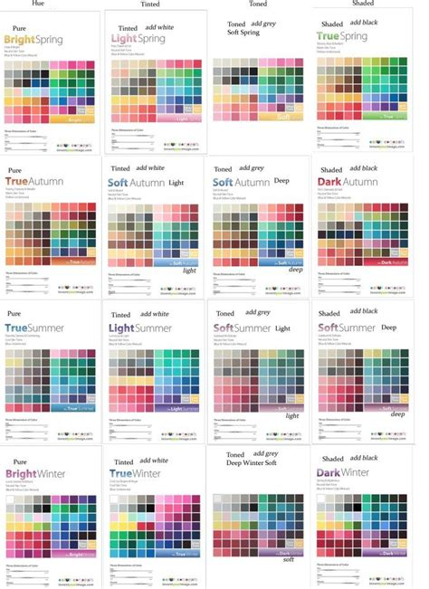 color season expressing your 16 color system color