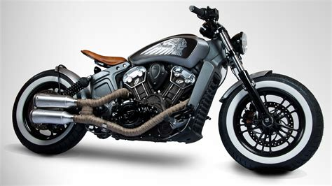 Indian Scout Bobber for 2018   Motorcycle Magazine