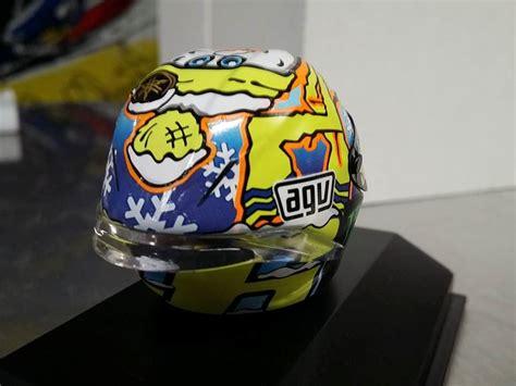 Tas Helm Motif Motogp Vr46 valentino agv helm motogp test sepang 2016 1 8 398160076