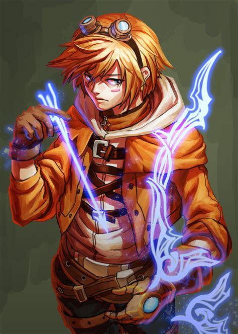 ezreal league  legends zerochan anime image board
