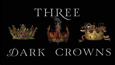 Three Crowns By Kendare three crowns by kendare stay bookish