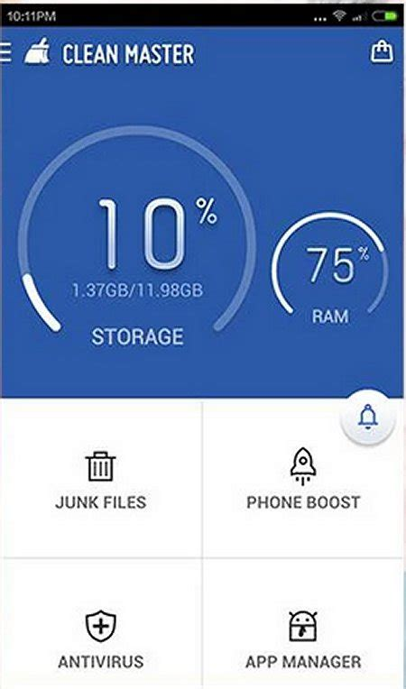 clean master app for android clean master 2018 free apk android app android freeware